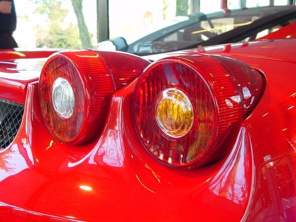 Regala una experiencia Ferrari