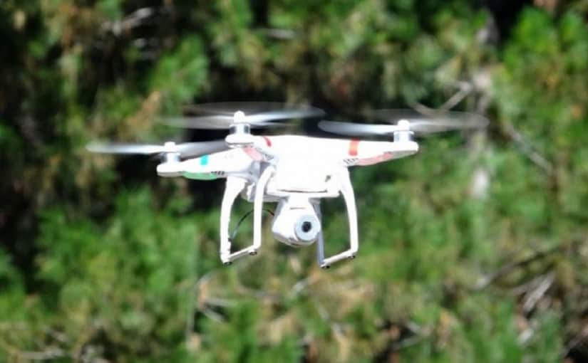 Lo único que faltaba: drones que trabajan en equipo