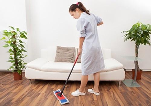 empleados del hogar